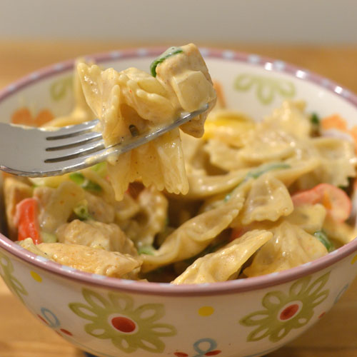 We loved rediscovering this Cajun Chicken Pasta. It is most definitely ...