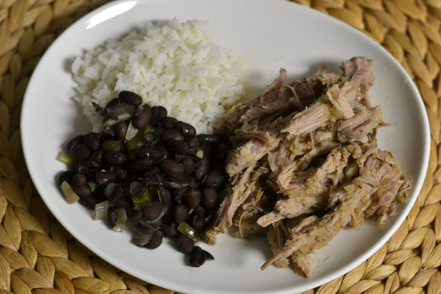 Crockpot Cuban Pork Recipe — Dishmaps