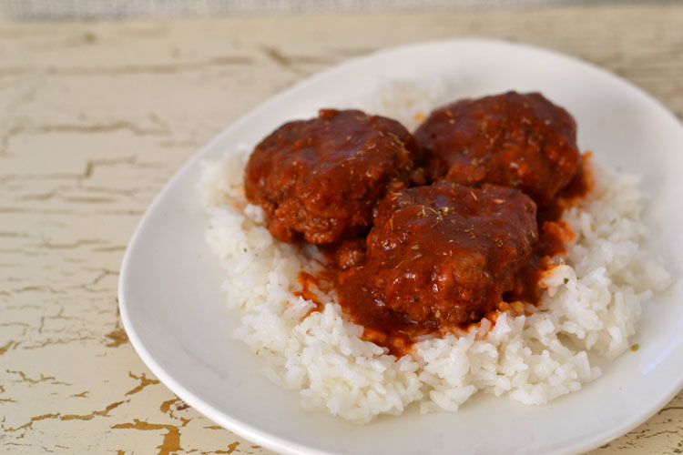 Greek Meatballs (Soutzoukakia) for #FamilyDinnerTable #SundaySupper ...