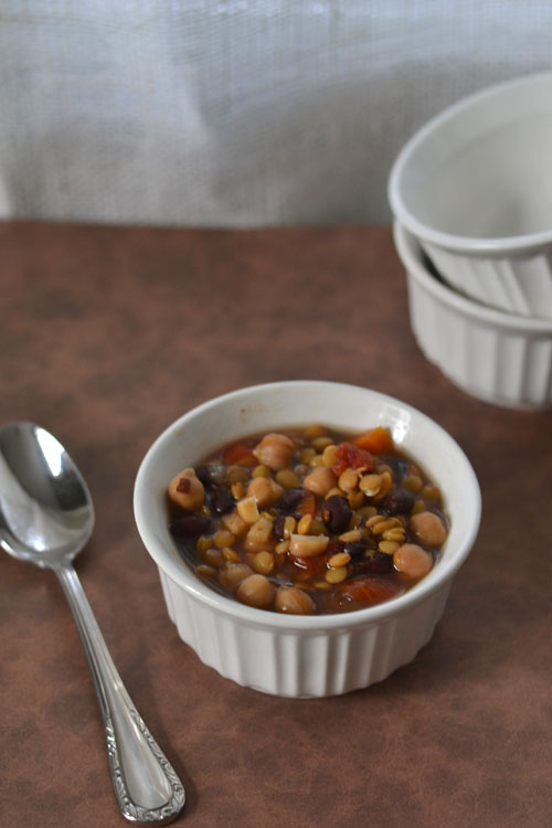 Moroccan Lentil Stew - Supper for a Steal