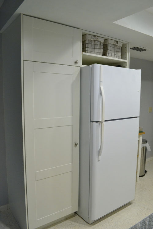 Fridge-Pantry