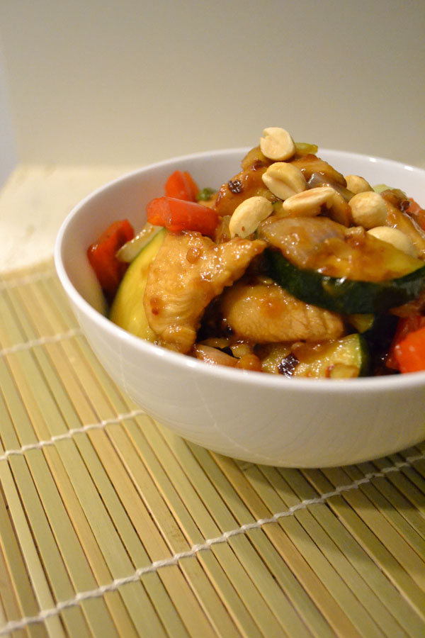 Kung Pao Chicken - Supper for a Steal